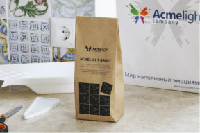 Светящаяся затирка AcmeLight Grout 1 кг